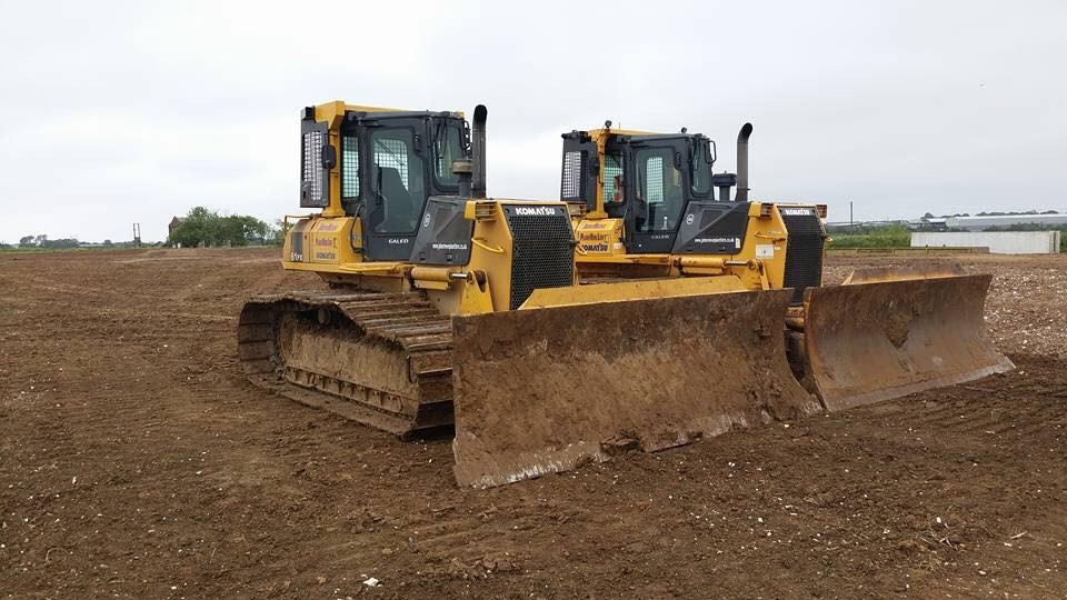 Diggers for hire canterbury