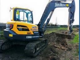 8 Ton Excavators